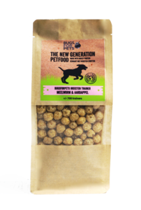 BugsforPets Trainer Mealworm & Potato