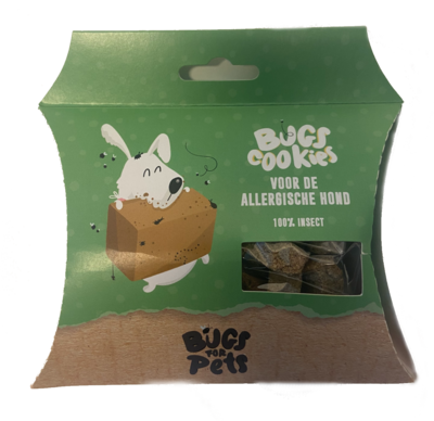 BugsforPets - Bugs Cookies - 100% Insect