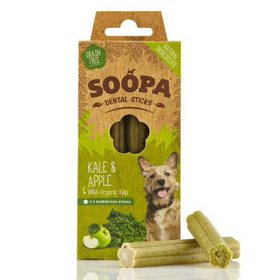Soopa dental stick Boerenkool & Appel