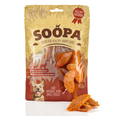 Soopa Chews zoete Aardappel